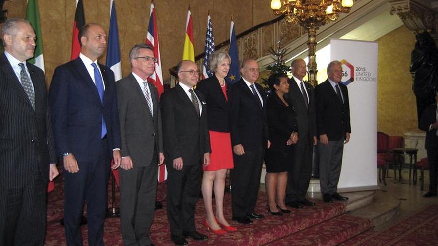 """El G6 promete combatir el extremismo desde """"la tolerancia y el respeto"""""""