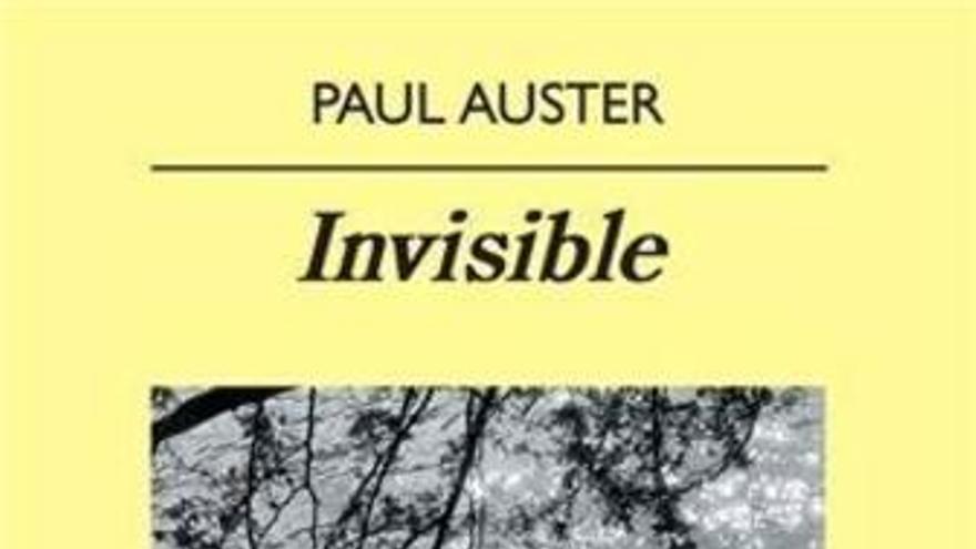 Invisible de Pau Auster