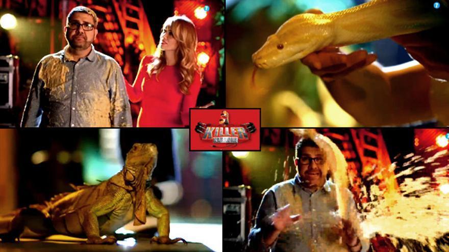 El 'Killer Karaoke' de Flo y Patricia Conde ya tiene fecha de estreno en Cuatro