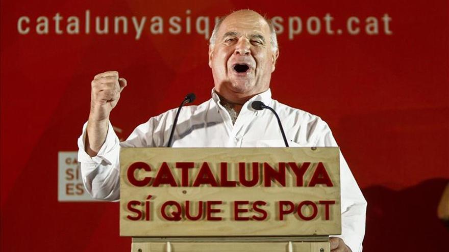 """Rabell votará contra la investidura de Artur Mas y """"más aún"""" contra Arrimadas"""