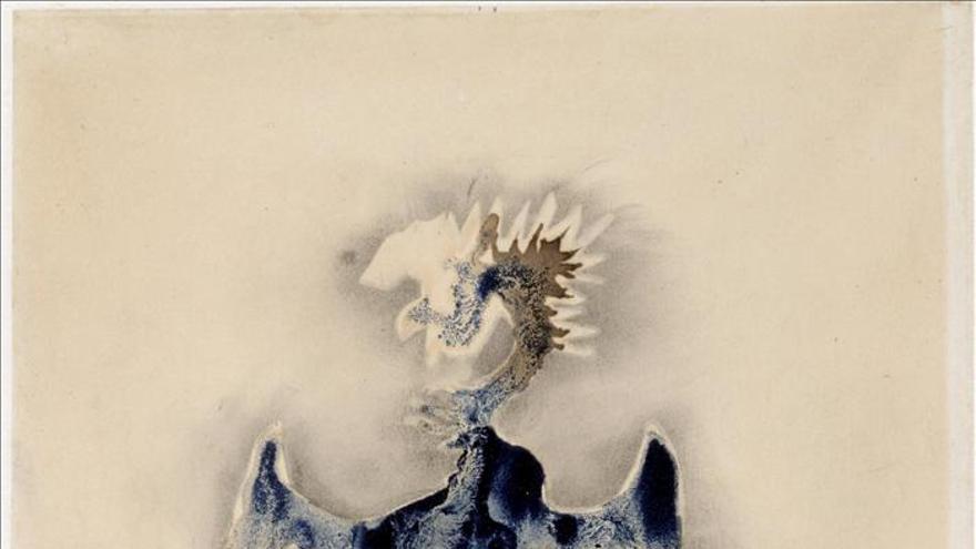 Una exposición en París muestra el lado más surrealista de Victor Hugo