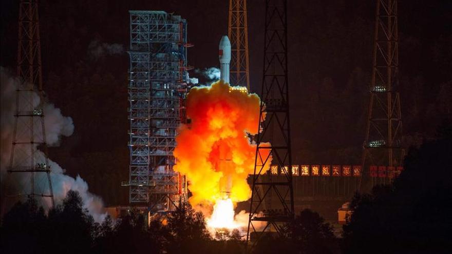 La sonda lunar china vuelve con éxito a la Tierra