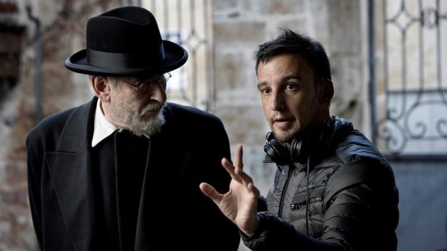 Primeras imágenes del regreso de Alejandro Amenábar al cine en español