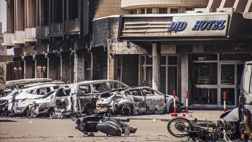 Portugal confirma la muerte de un portugués en el atentado de Burkina Faso