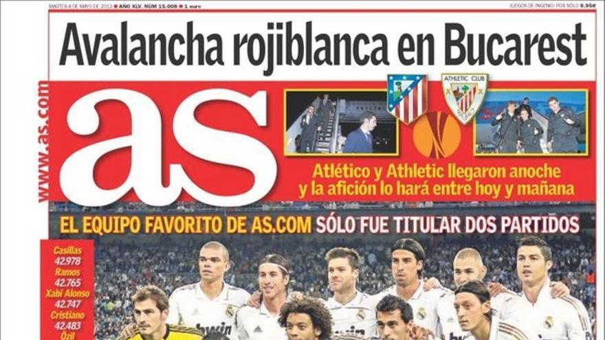 De las portadas del día (08/05/2012) #13