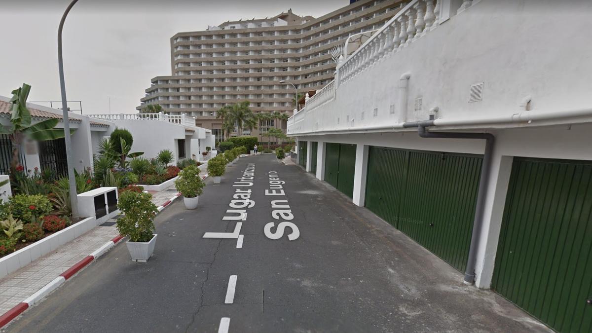 Urbanización San Eugenio de Adeje, Tenerife
