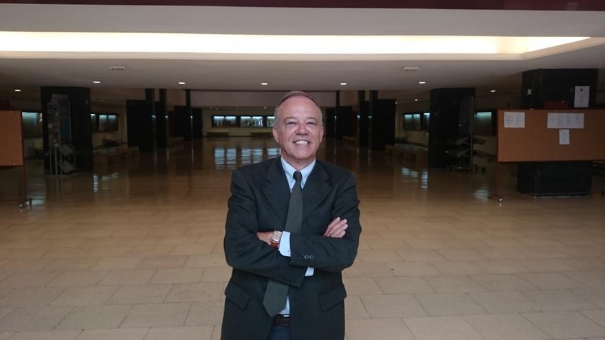 Ricardo Alonso, nuevo decano de la Facultad de Derecho de la Universidad Complutense de Madrid.