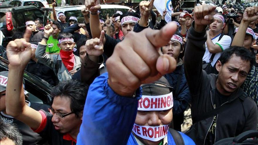 La minoría rohingya sufre una emergencia humanitaria en Birmania, según MSF