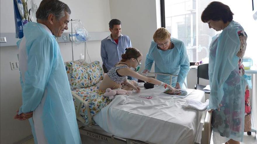Fallece en Chile la joven enferma que pidió ayuda a Bachelet para morir