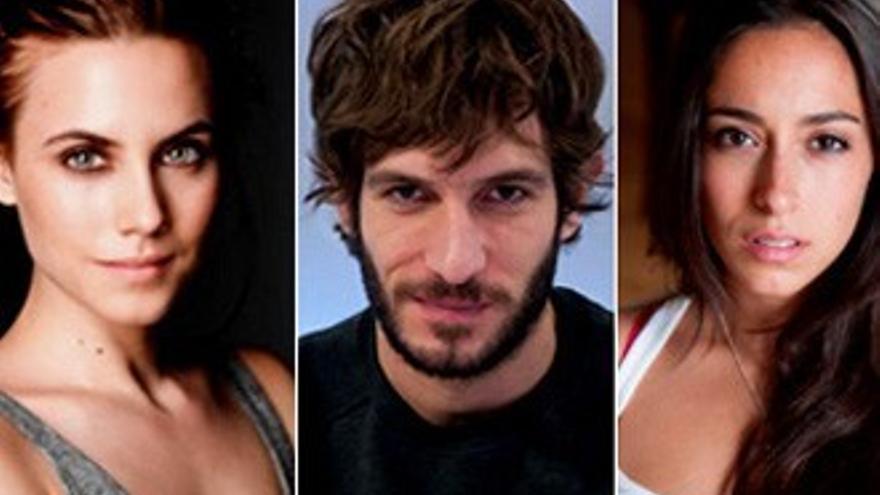 Un romance en el entorno de ETA, nueva miniserie de Tele 5 con Quim Gutiérrez, Aura Garrido y Oona Chaplin
