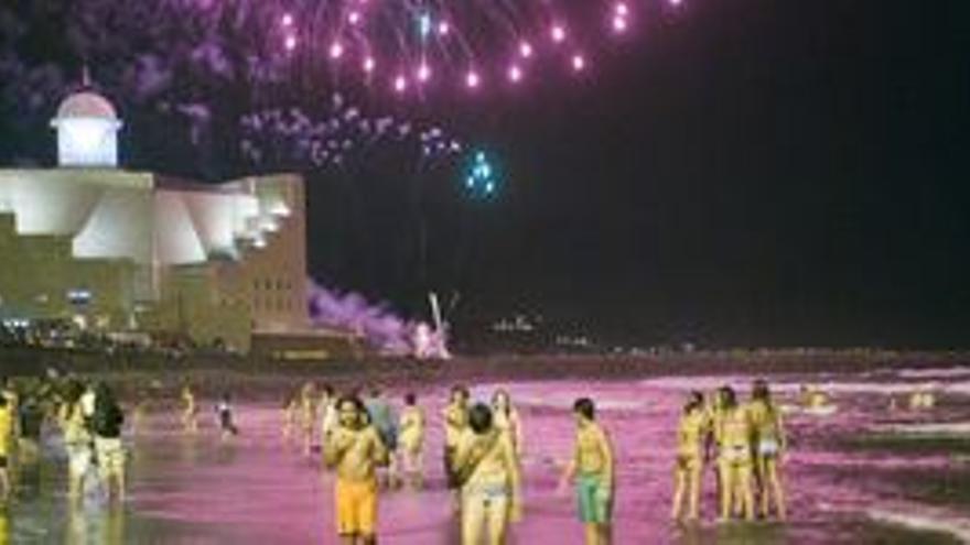 Magia audiovisual para la noche de San Juan en LPGC