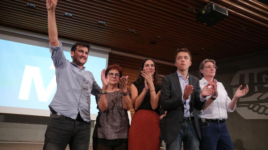 Más Madrid cambia su nombre y su ámbito territorial en el Registro de Partidos para poder presentar listas
