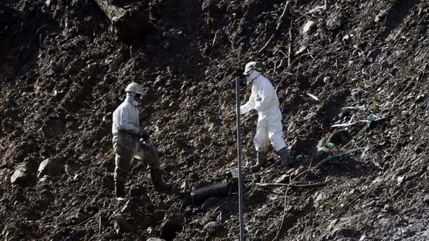 """La familia de un desaparecido en Zaldibar denuncia el """"despropósito"""" del rescate"""