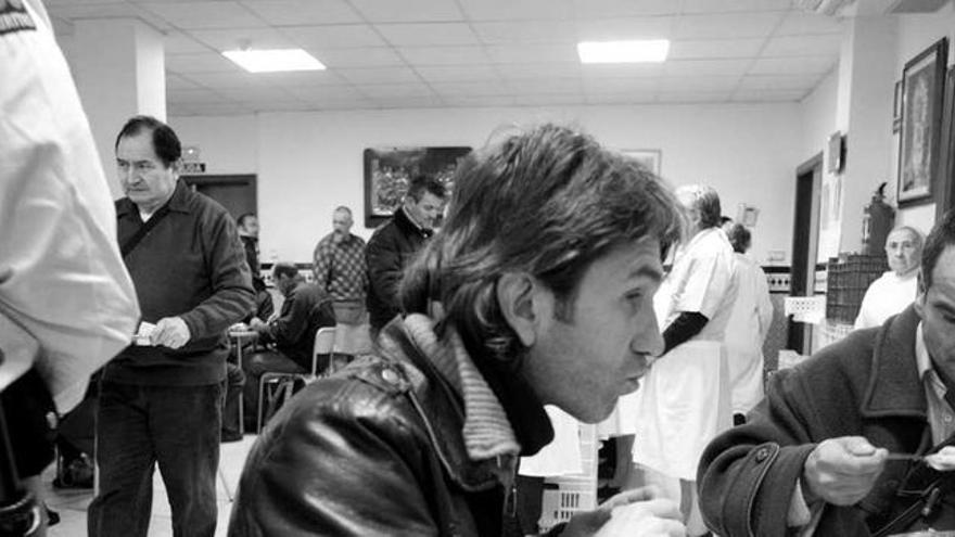 La vida desde un comedor social de Bilbao