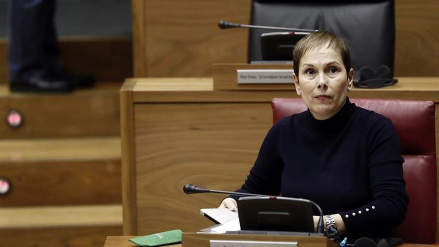 Barkos: que los catalanes crean que hay presos políticos es problema de todos