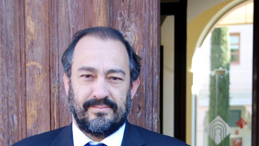 Julián Garde, vicerrector de Investigación en la UCLM