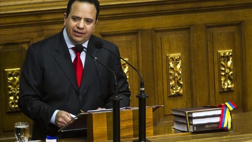 """Vicepresidente venezolano afirma que las cuentas en el HSBC son """"transparentes"""""""