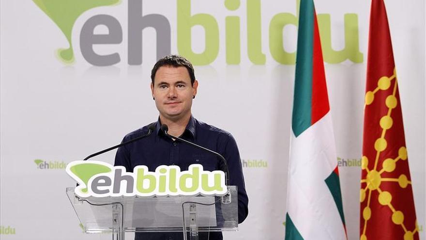 Bildu propone un triple proceso constitucional en la CAV, Navarra e Iparralde