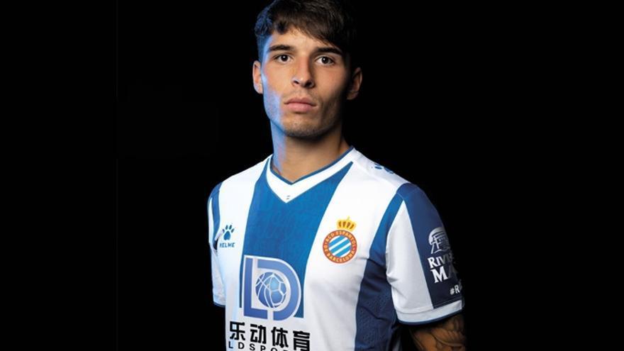 Lluís López llega al CD Tenerife procedente del RCD Espanyol.