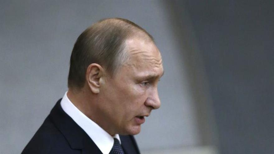 Putin pide fortalecer la seguridad de Rusia y alaba la integración de Crimea
