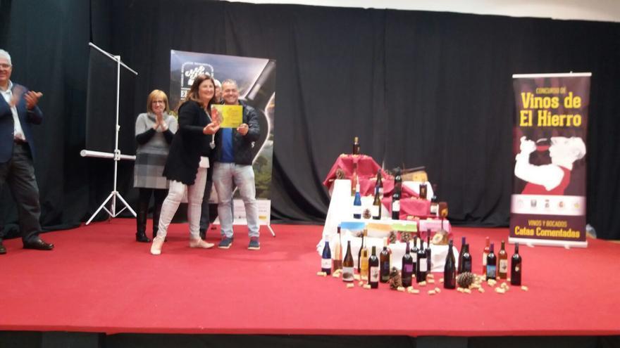 Concurso de vinos El Hierro