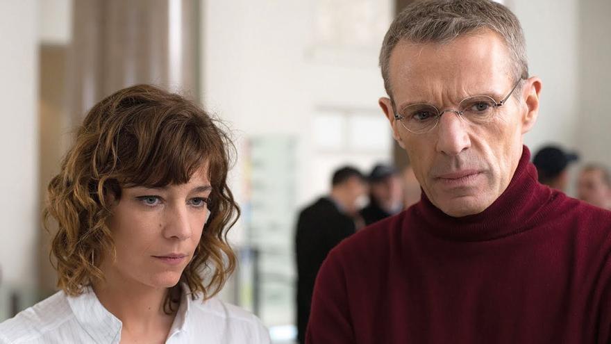 Fotograma de la película 'Corporate'.