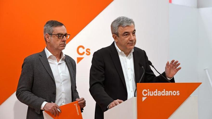 """Luis Garicano: """"Eché de menos al PSOE en la manifestación"""""""