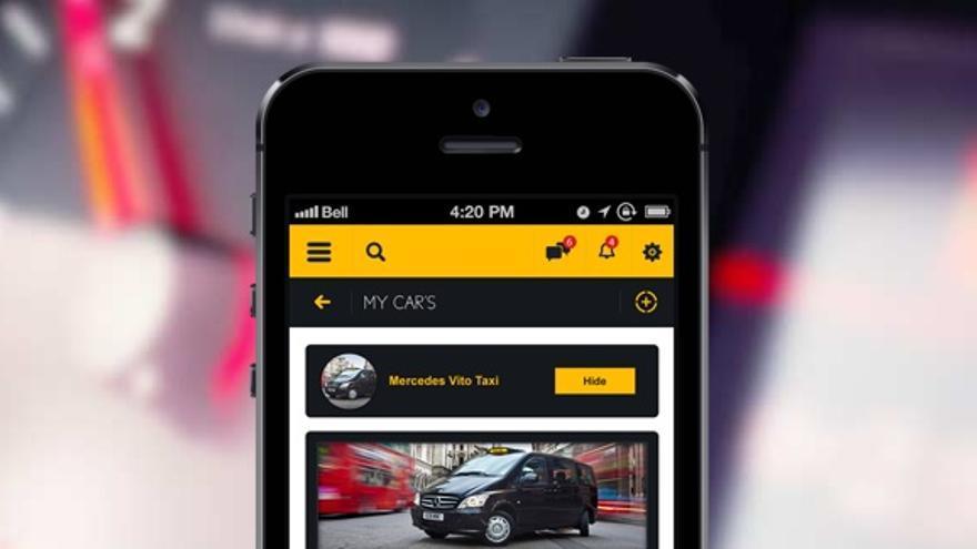 'Wasselni' permitirá pedir taxis a los ciudadanos árabes y compartirlos hasta el destino que deseen