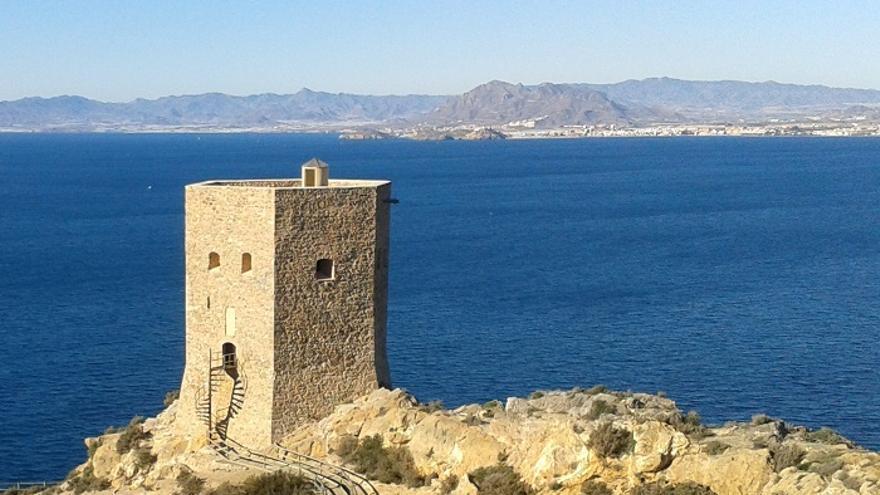 Siete torres del Sureste peninsular contra los piratas y corsarios de Berbería