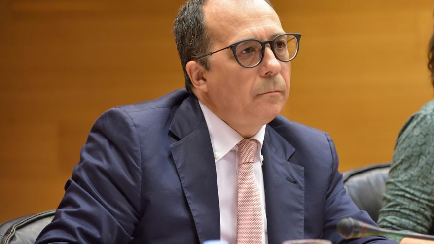 Enrique Soriano, presidente del consell rector de la CVMC
