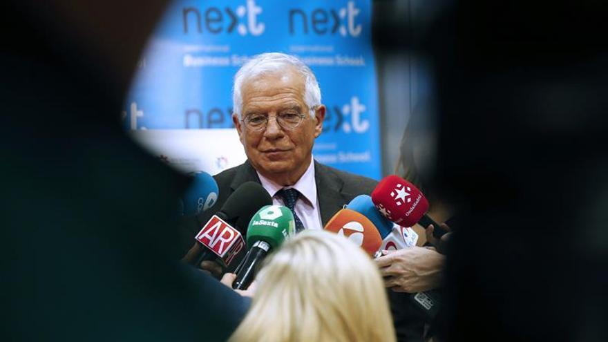 Borrell testificará el jueves por las indemnizaciones millonarias de Abengoa