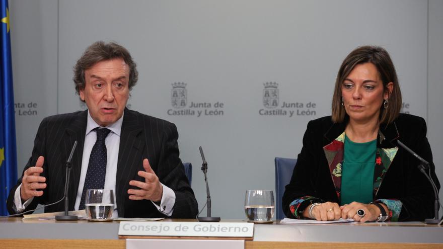 Castilla y León dice que Rajoy ha enderezado el rumbo de un país casi intervenido y que ahora se recogerá el fruto