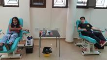 El ICHH continúa con sus campañas de donación para mantener las reservas de sangre