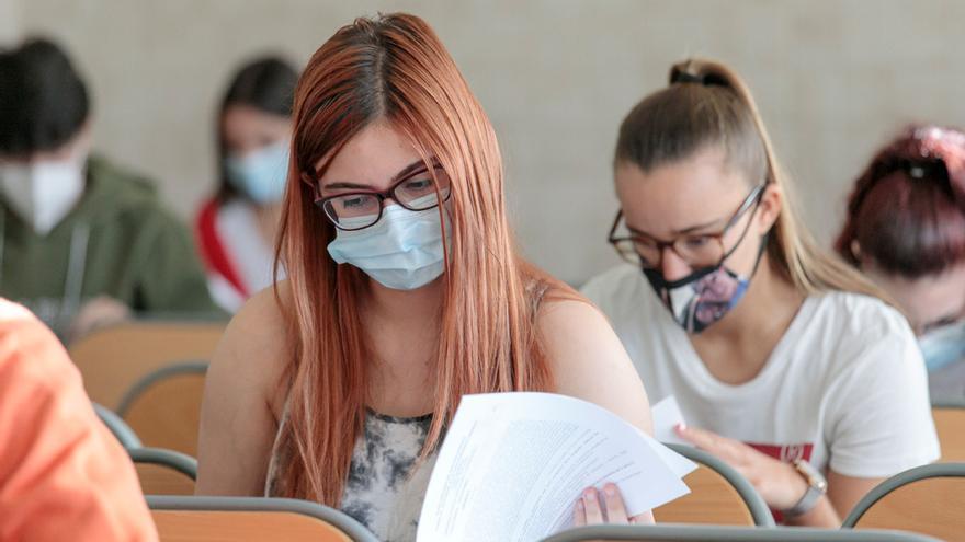 El 69,23% de los estudiantes de La Palma aprobó el Acceso a la Universidad en la convocatoria de septiembre