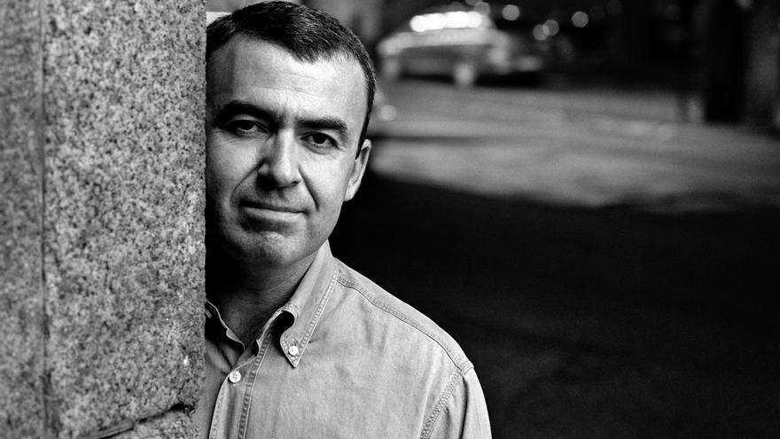 Lorenzo Silva y Teodoro León Gross debaten en La Térmica sobre la novela de investigación policial