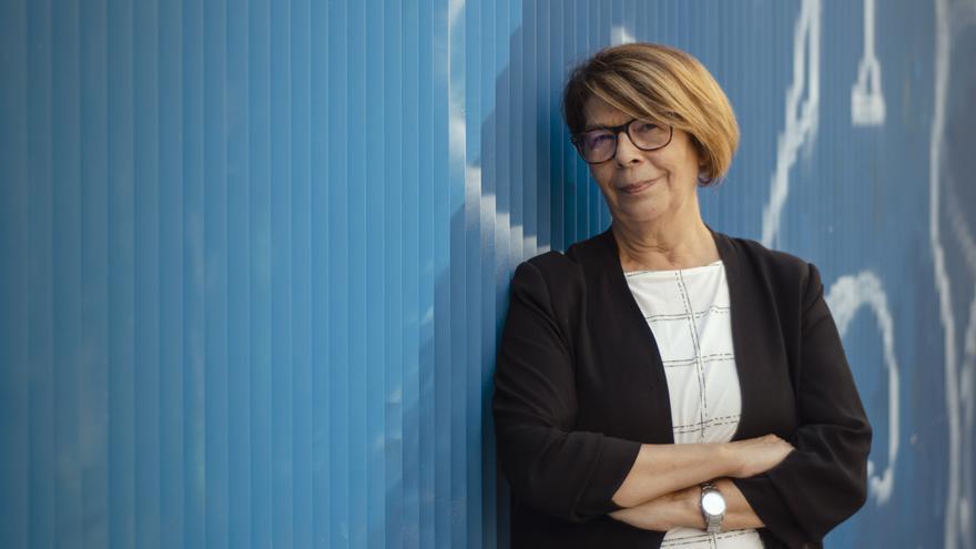 Inés Sabanés, concejala de Más Madrid en el Ayuntamiento de Madrid y candidata por Más País Equo al Congreso