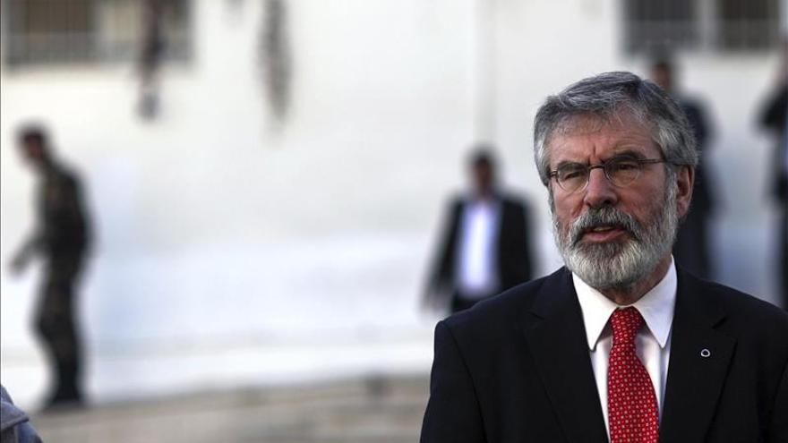 Sinn Féin participará en actos durante la visita a Irlanda de Carlos y Camilla