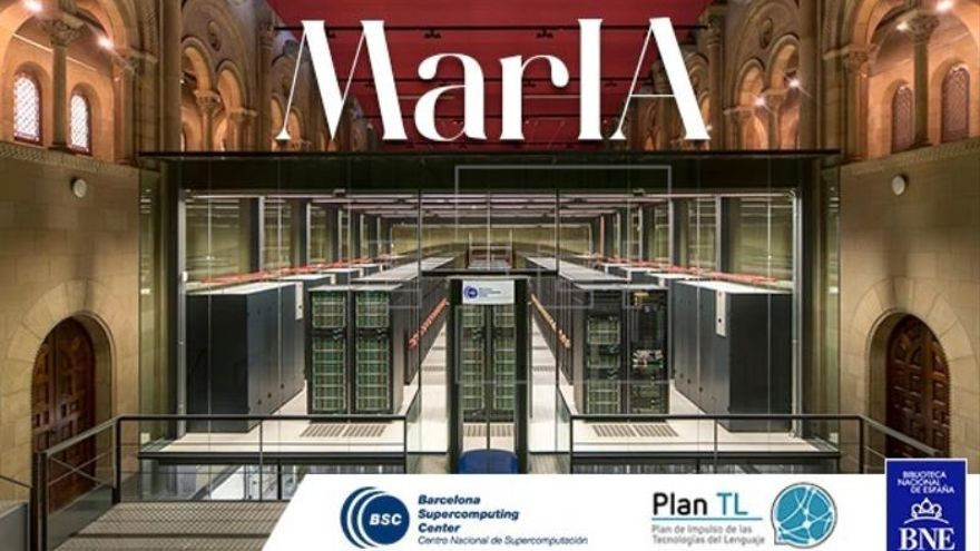 """""""MarIA"""" ayudará a los desarrolladores de aplicaciones a comprender el español"""