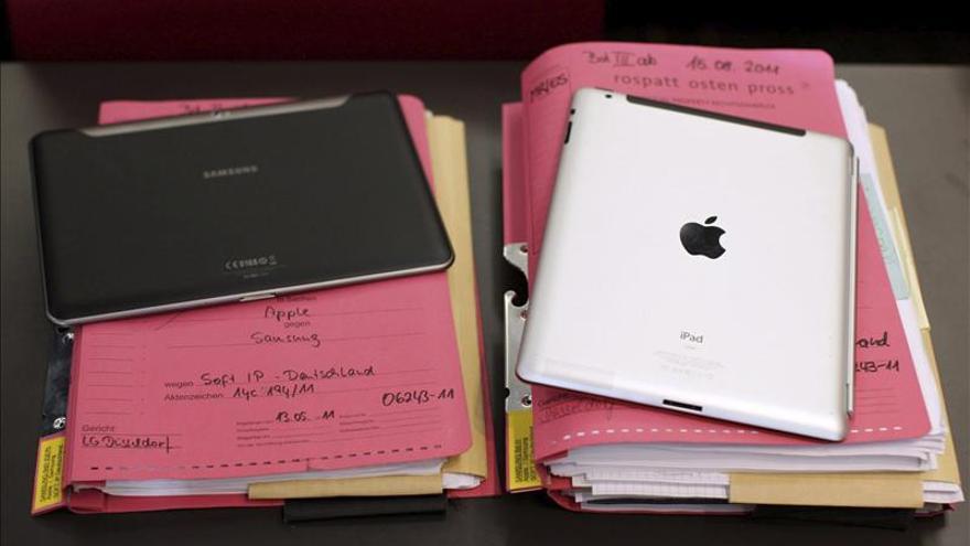 Samsung planea recurrir la nueva sentencia favorable a Apple en EEUU
