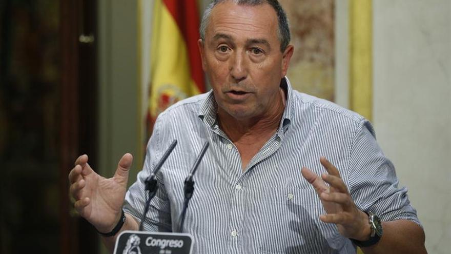 Baldoví cree que Rajoy ha hecho un discurso de no querer ganar la investidura
