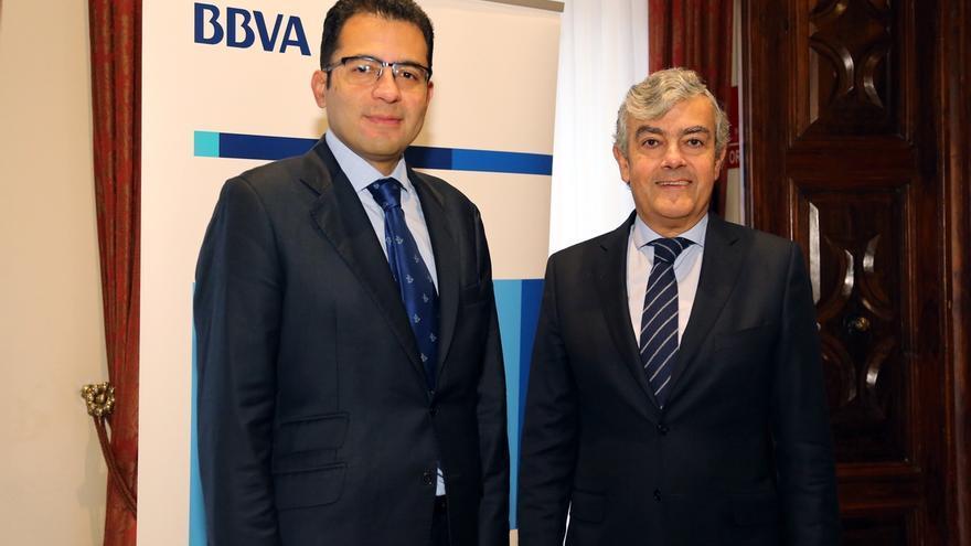 BBVA Research estima que el PIB de Navarra crecerá un 3% en 2017 y un 2,8% en 2018