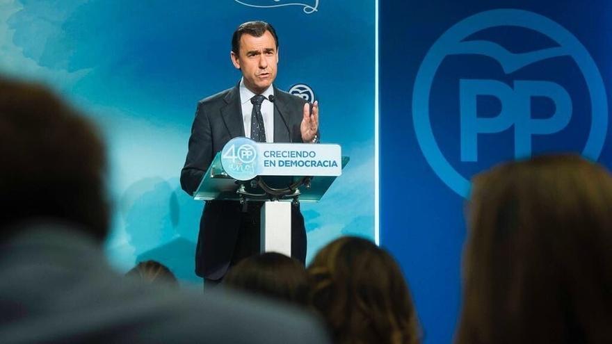 """Maillo dice que Puigdemont se está """"desacreditando a sí mismo"""" y ha """"decepcionado a muchos independentistas"""""""