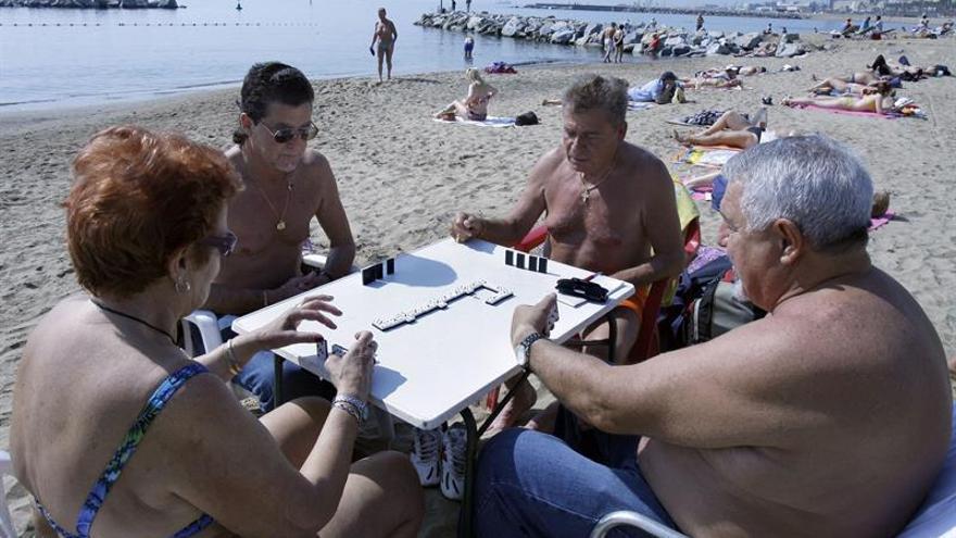 El gasto en pensiones sube un 3 % en junio, hasta 8.747,5 millones
