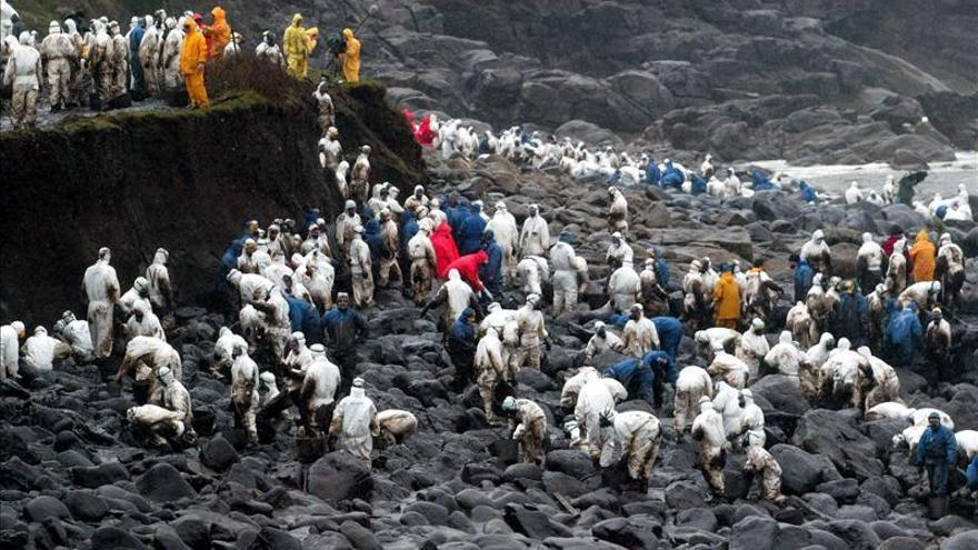Un experto en mareas negras advierte de que otro 'Prestige' podría ocurrir en cualquier momento