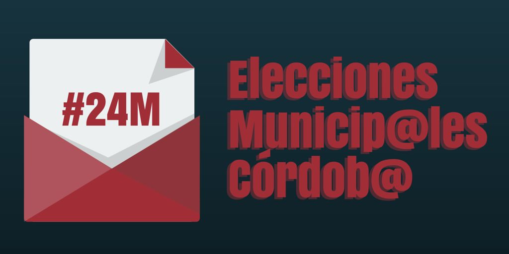 ¿Cuántos seguidores tienen en común en Twitter los candidatos a la alcaldía de Córdoba? [Especial Elecciones 24M]