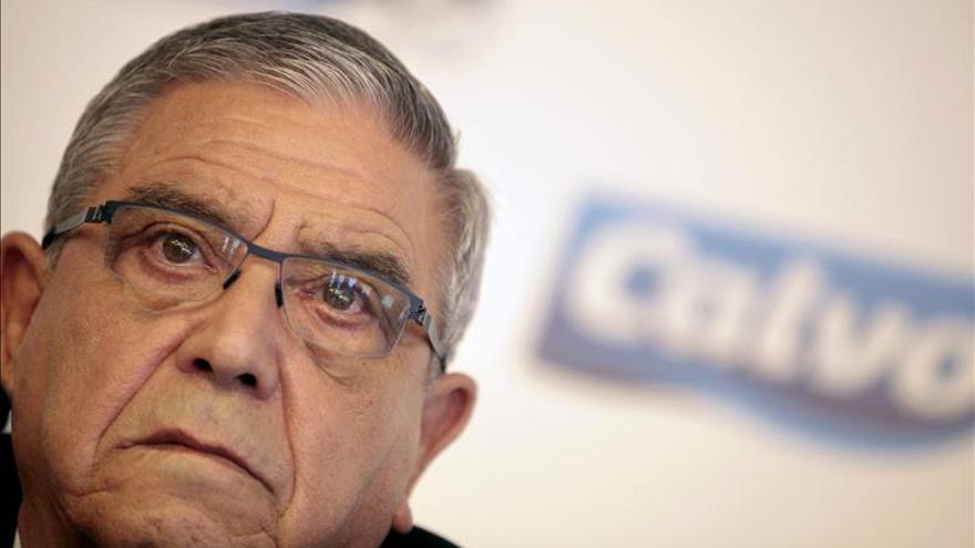 José Luis Calvo, presidente de honor del grupo
