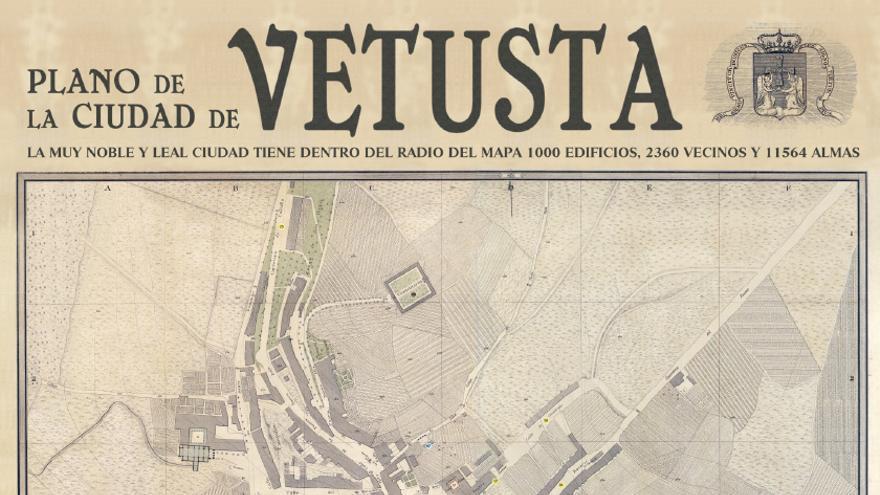 Mapa de Vetusta