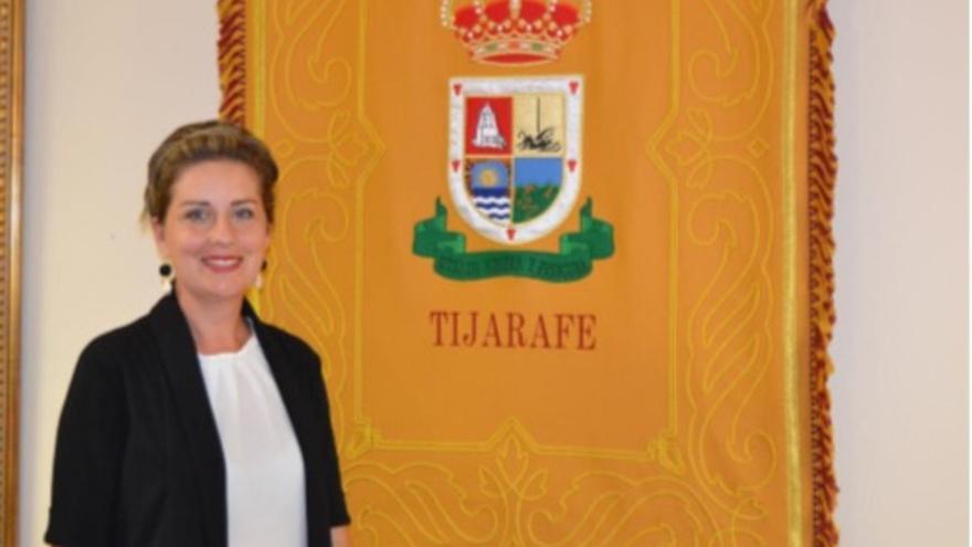 Yaiza Cáceres es concejala de Servicios Sociales.