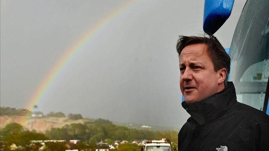 Cameron se reúne con líderes europeos para promover su reforma de la UE