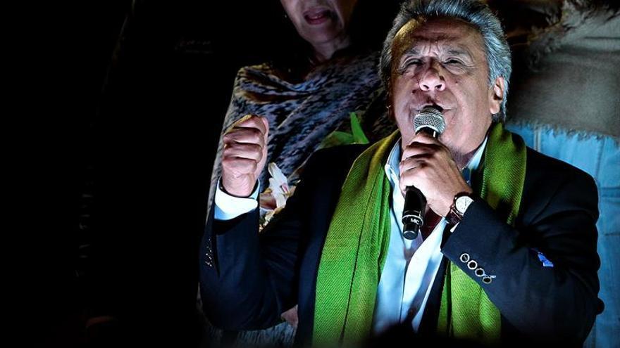 El Consejo Electoral confirma el triunfo oficialista en las presidenciales de Ecuador